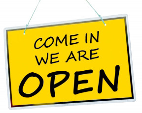 Come in - Exeter Cycles are open